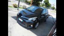 Toyota Yaris Hybrid, la prova dei consumi