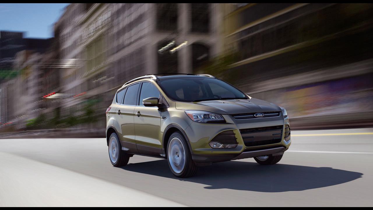 Nuova Ford Escape
