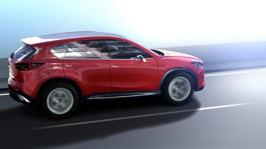 Mazda CX-5, debutto a Francoforte 2011