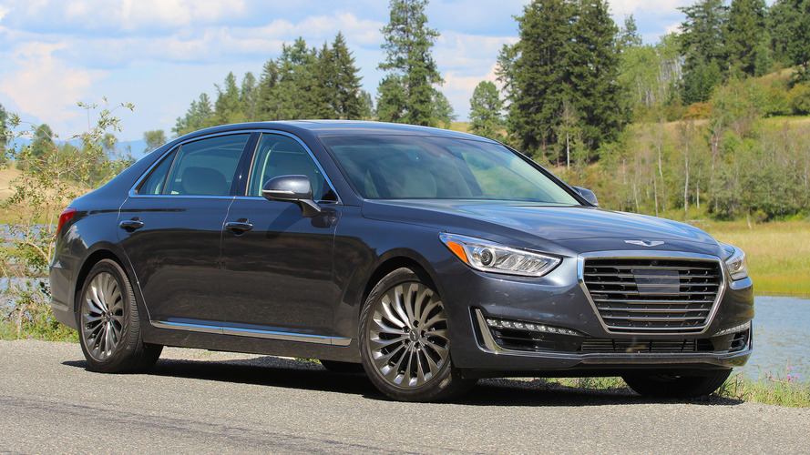 2017 Genesis G90: First Drive