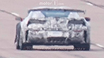 Chevy Corvette ZR1 Spy Shots