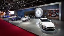 Maserati Quattroporte and Ghibli