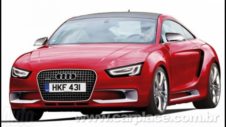 Audi retoma projeto do esportivo R4 - Porsche também usará a plataforma