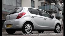 Breve no Brasil - Hyundai i20 completo chega no Reino Unido por R$ 29.800