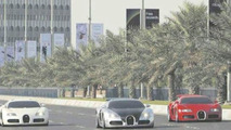 Top Gear in Abu Dhabi