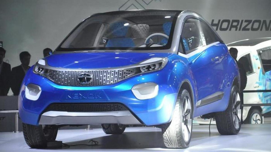 Tata Nexon platform could be used on Jaguar Land Rover models - report