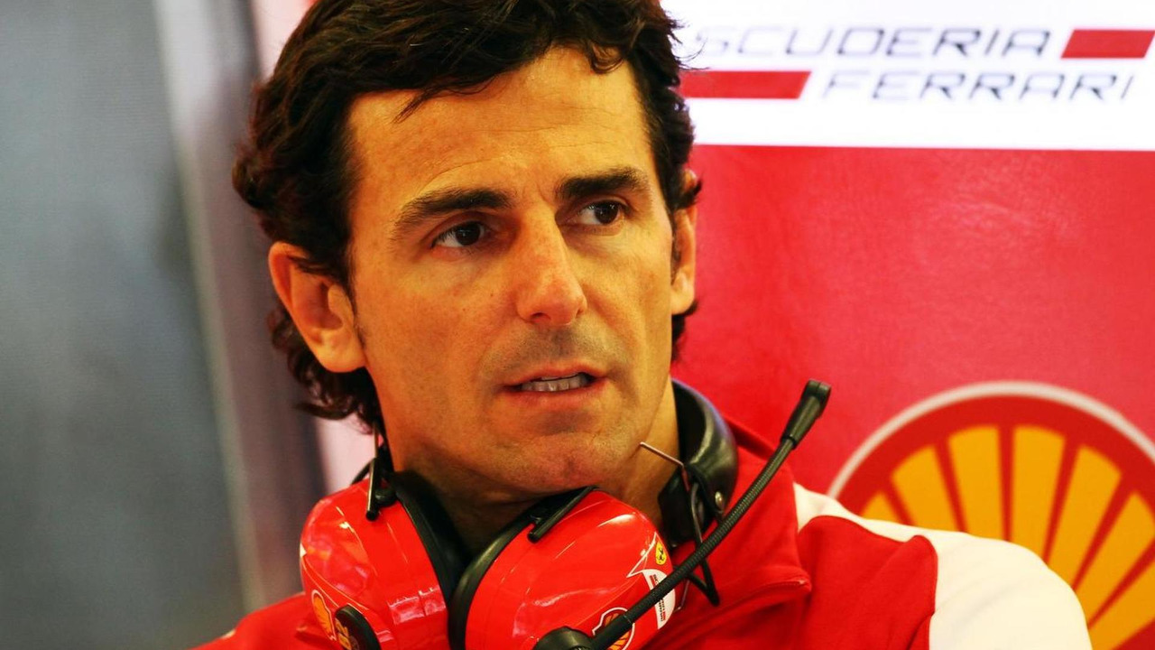 Pedro De La Rosa (ESP) Ferrari Development Driver