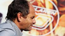 Gerhard Berger 06.09.2013 Italian Grand Prix