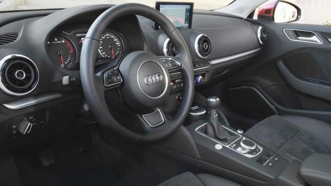 2014 Audi A3 Sedan 19.06.2013