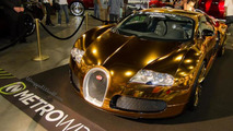 Bugatti Veyron by Metro Wrapz 19.06.2013