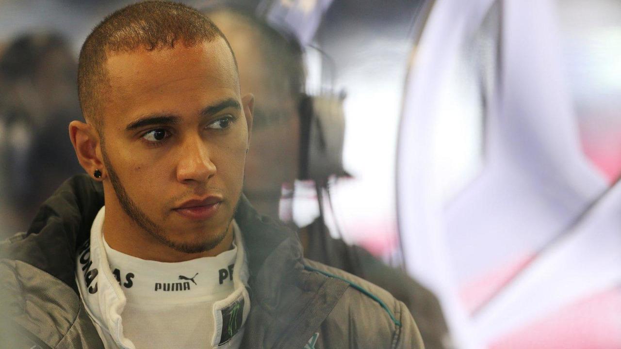 Lewis Hamilton, British Grand Prix, 28.06.2013