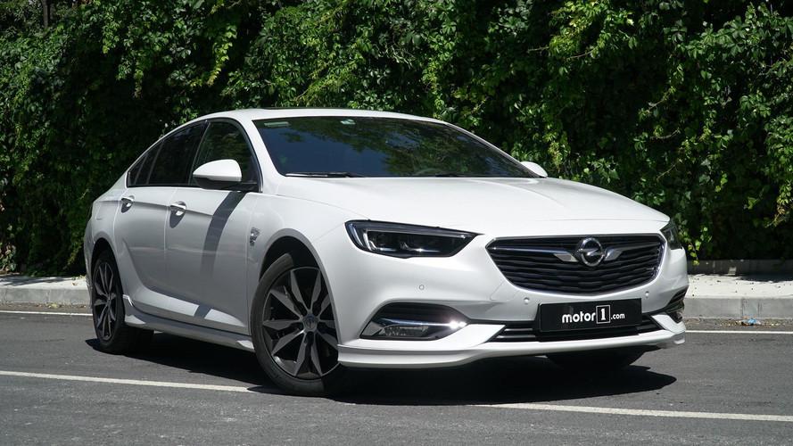 Bu yaz Opel Insingia kapınıza geliyor