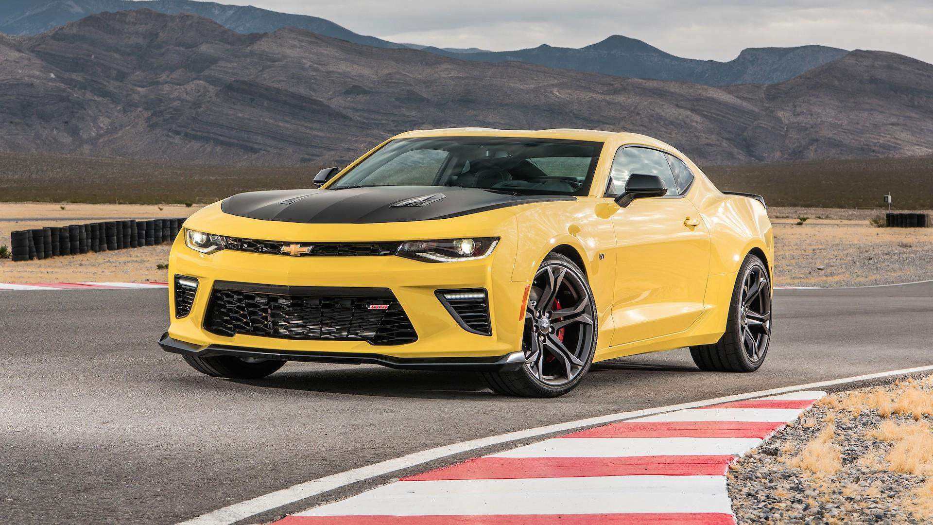 Chevrolet Camaro News - Muscle Cars