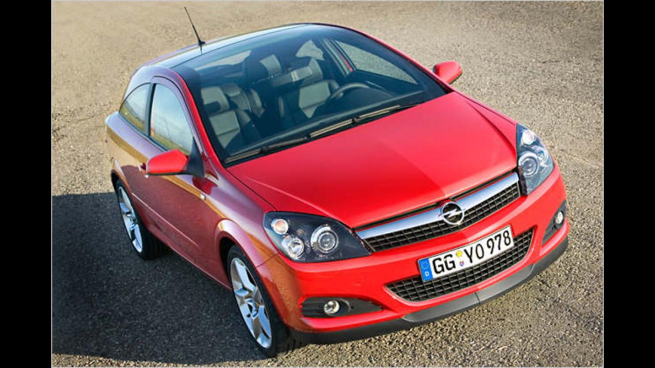 Opel Astra GTC 1.4 Twinport