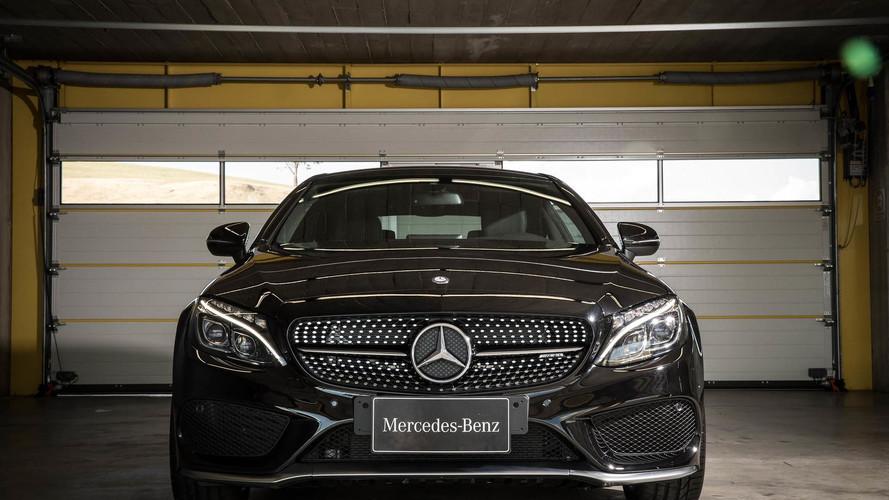 Mercedes C43 AMG