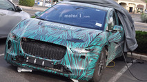2018 Jaguar I-Pace new spy photos