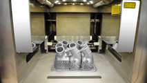 Mercedes-Benz 3D Printing