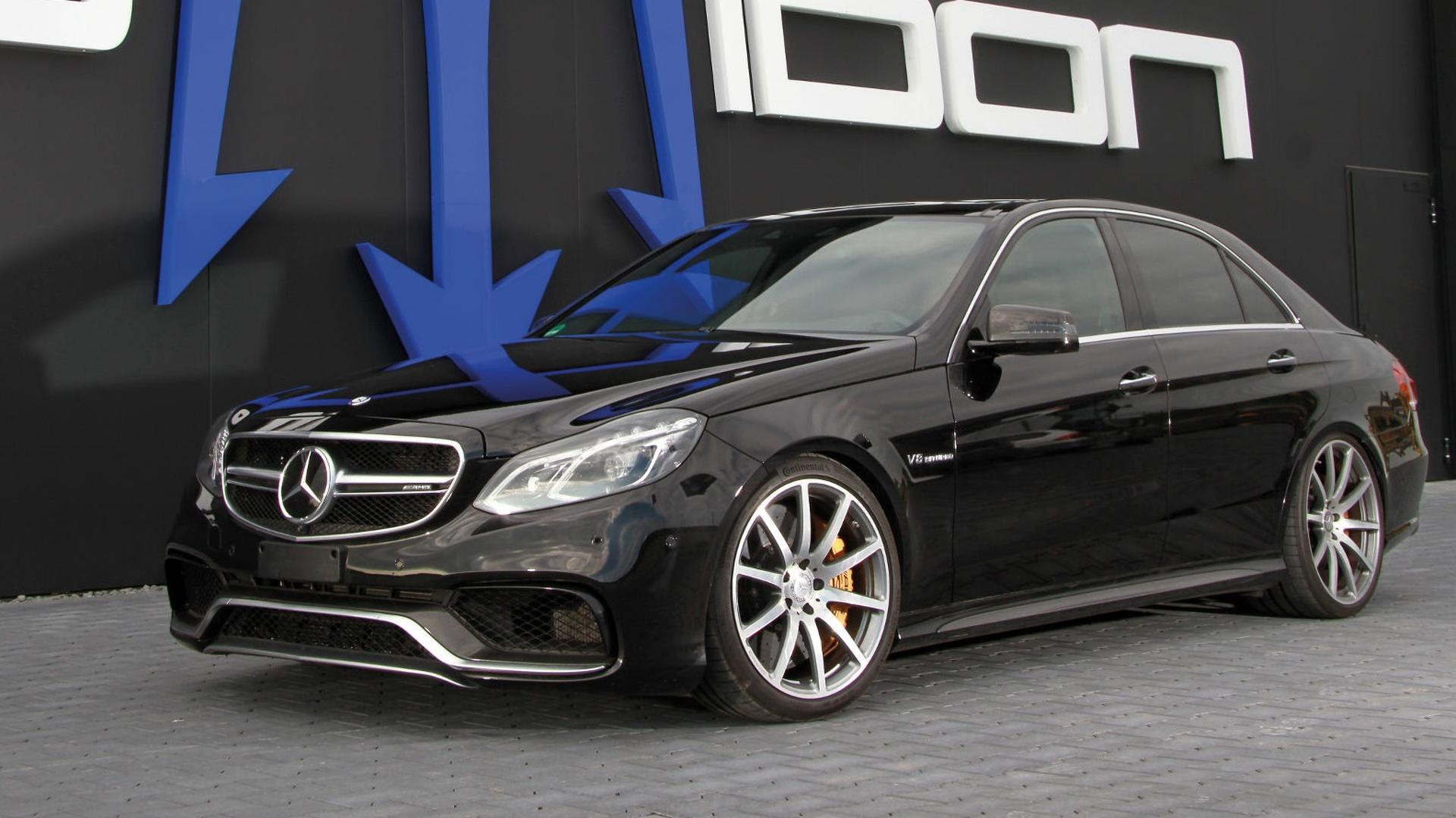 tuned mercedes amg e63 s has more power than a bugatti veyron. Black Bedroom Furniture Sets. Home Design Ideas