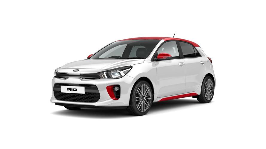 Kia Rio Special Edition Launched