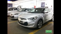 Conhecemos ao vivo: Hyundai Veloster já chegou na lojas e com aumento - Veja os detalhes e preços