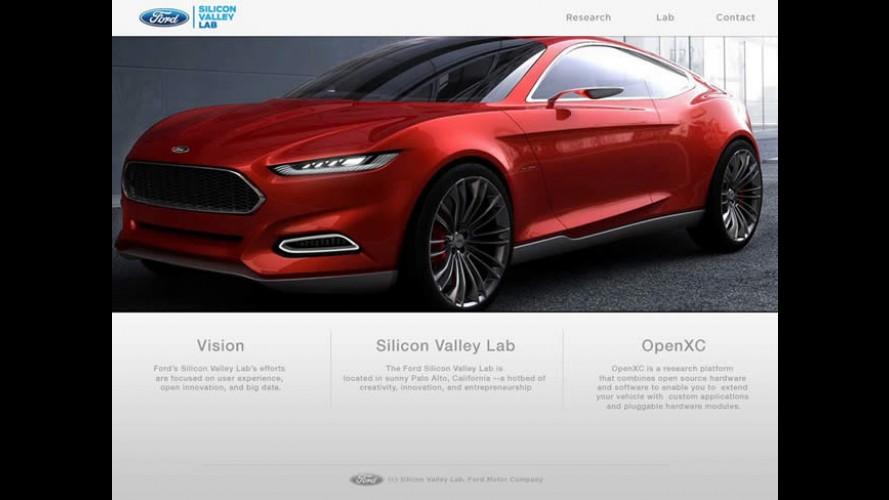 Polo Tecnológico: Ford inaugura Laboratório de Inovação no Vale do Silício