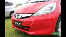 Novo visual: Honda Fit 2013 reestilizado chega com preço inicial de R$ 51.800 - Veja fotos