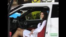 As Gatas do Salão do Automóvel 2010 - Parte 1 - Fotos em alta resolução