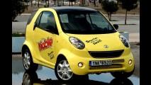 Shuanghuan venderá microcarro Noble Nano no Brasil em outubro