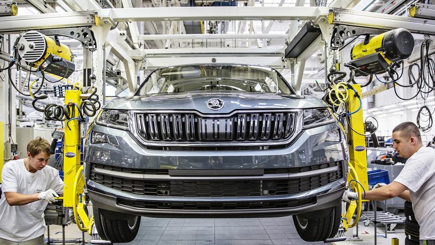 Encore un nouveau SUV pour Škoda et plus de modèles RS
