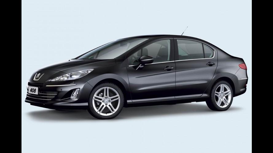 Peugeot 408 Griffe THP é lançado oficialmente e agora custa R$ 81.490