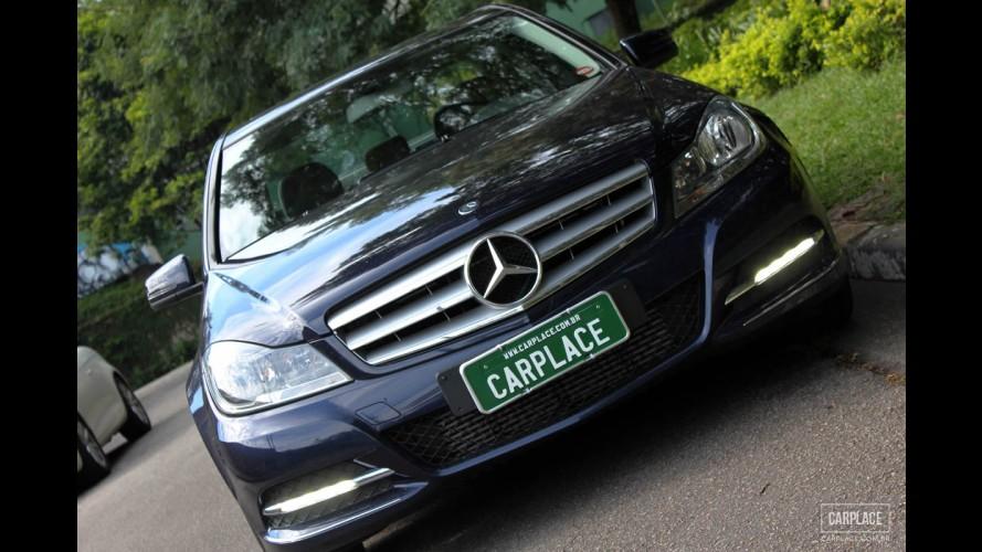 Mês dos sedãs médios no CARPLACE: Mercedes C200 Avantgarde também é avaliado