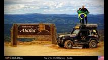 Casal viaja 95.000 km até o Alasca com Troller T4