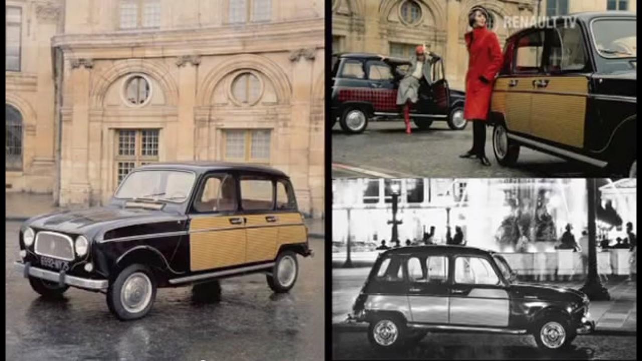 Vídeo: conheça um pouco da história do ícone francês Renault 4