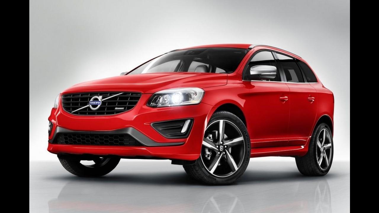 Volvo lança a linha R-Design 2014 no Brasil