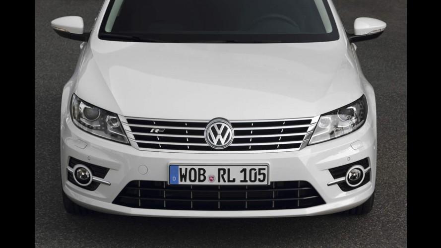 Volkswagen mostra o Novo CC R-Line 2012