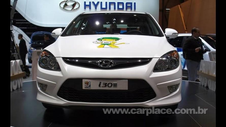 Hyundai i30 2011 – Modelo com novidades visuais chega em maio às lojas da Europa