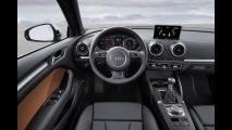 Audi A3 ganha traseira saliente para enfrentar Mercedes CLA