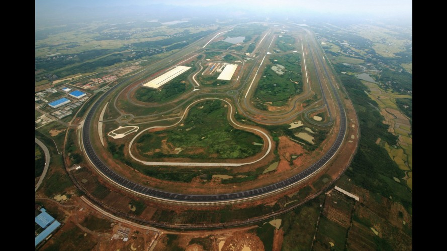 GM inaugura maior centro de provas da China