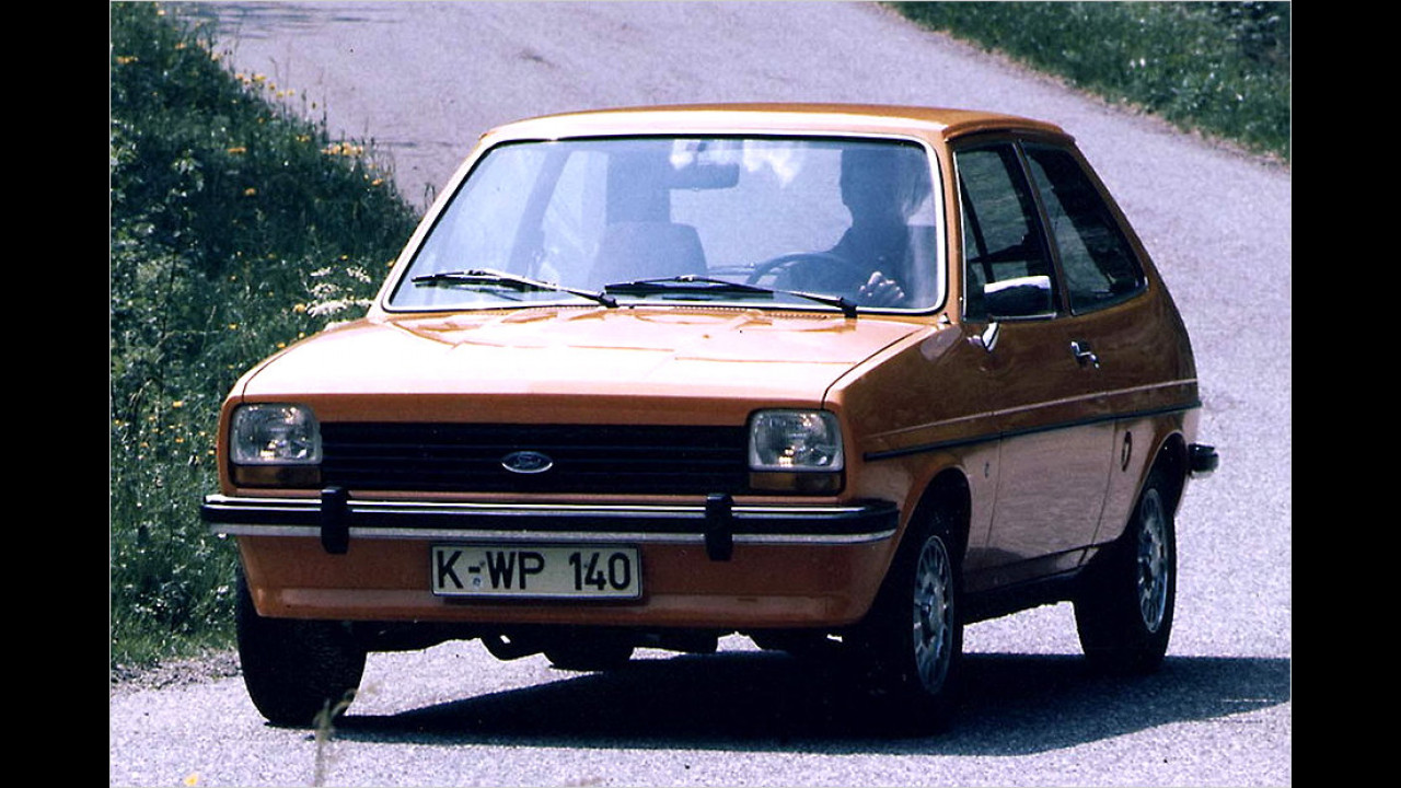 Ford Fiesta (1976)