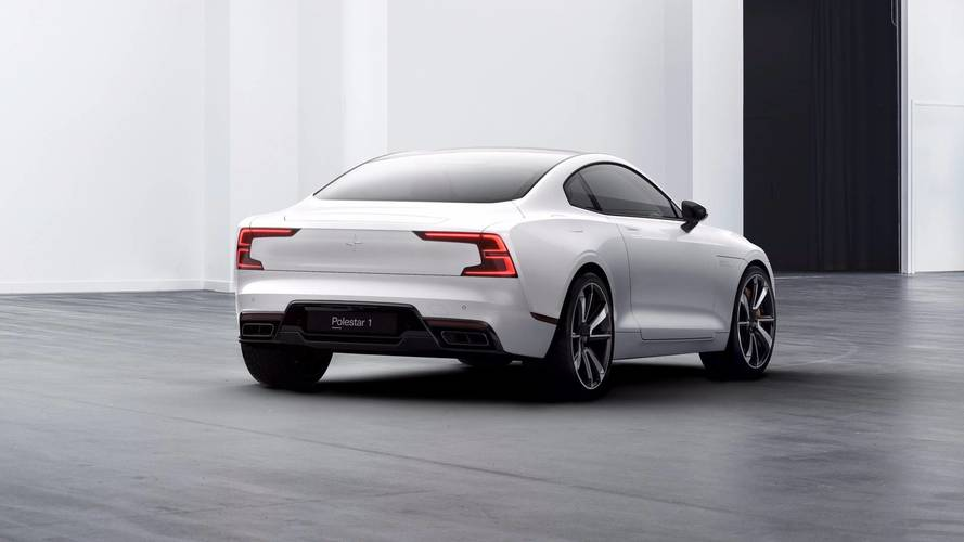 Volvo's first performance hybrid is not for sale