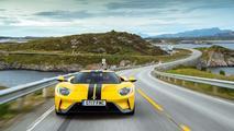 Ford GT récord Circuito Círculo Ártico