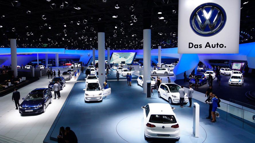 Volkswagen skipping Paris motor show in September