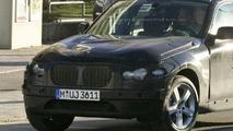 BMW X1 Prototype