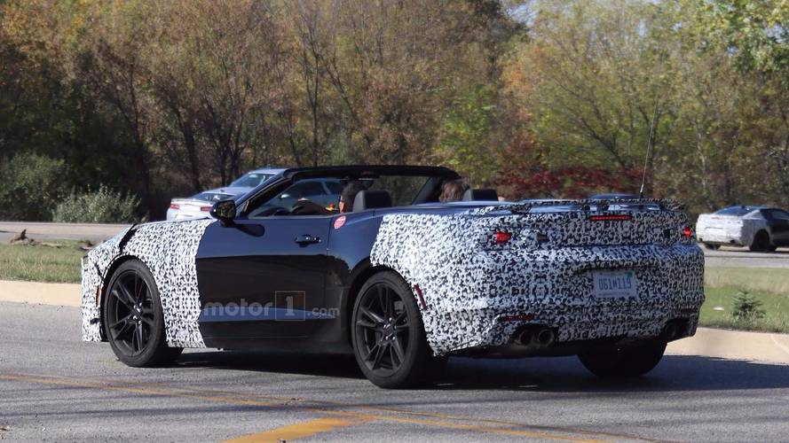 2019 Chevy Camaro Ss Thread Nasioc