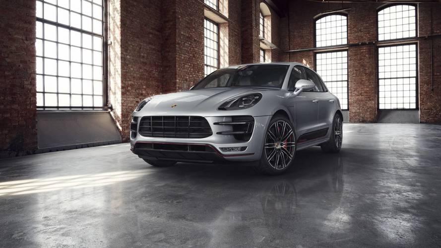 Le Porsche Macan Turbo dans les mains de Porsche Exclusive