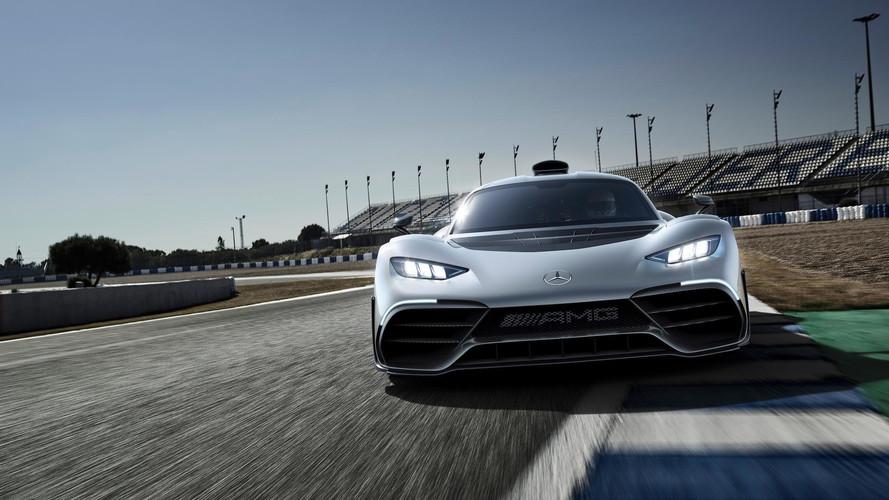Mercedes-AMG Project One 2017: un F1 con carrocería y más de 1.000 CV