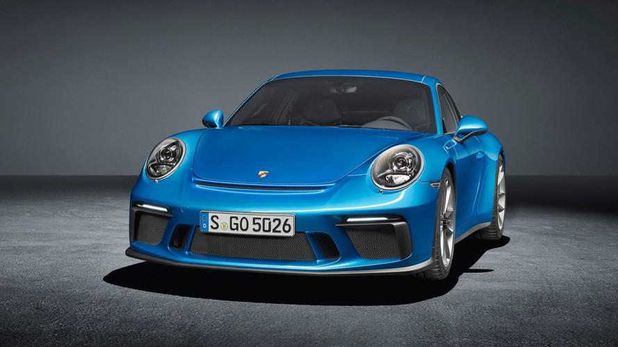 Porsche 911 GT3 Touring Package (imágenes oficiales)
