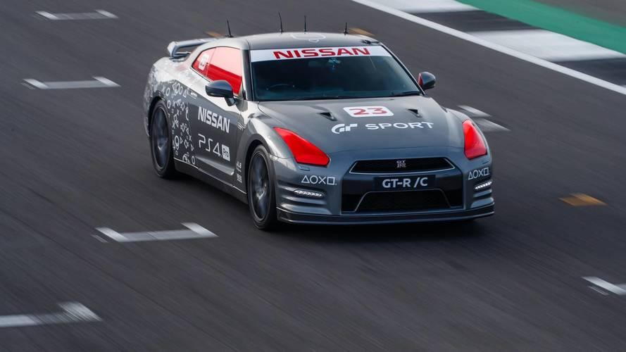 211 km/h'e ulaşan bu Nissan GT-R bir başka!