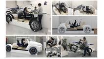 2017 Yamaha Cross Hub konsepti
