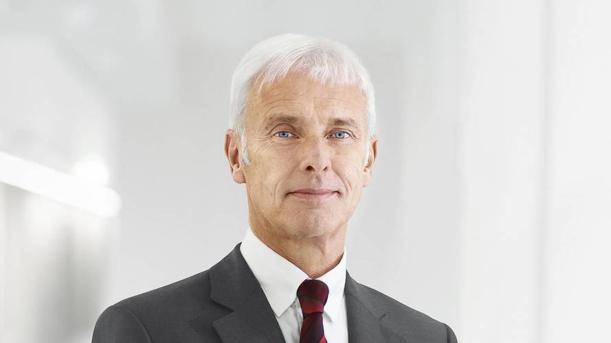 Massive pay rise for Volkswagen boss Müller